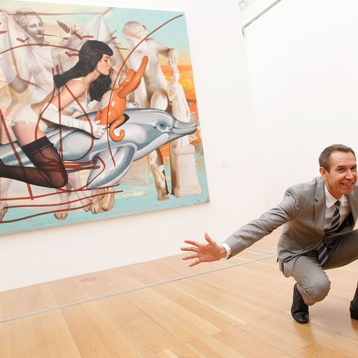 How Well Do You Know Jeff Koons? Take This Quiz