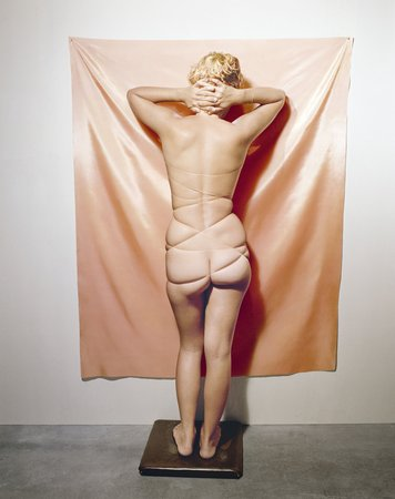 Nude Facing Wall, 1976–77