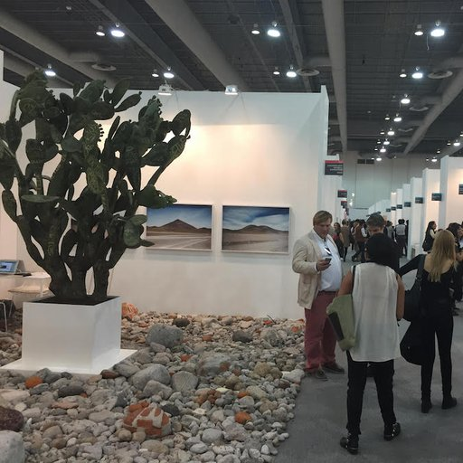 10 of the Best Artworks at Zona Maco 2015