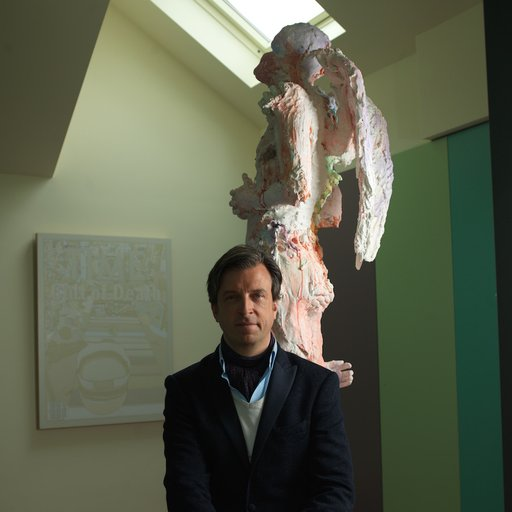 Collector Alain Servais on Why the Venice Biennale Is the World's Best Art Fair