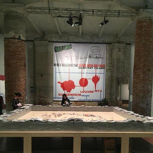 "Observations on ""All the World's Futures"" at the 2015 Venice Biennale"
