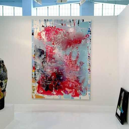 Jackie Saccoccio, Painter of Intoxicating Abstractions, Wins the 2015 Artadia NADA Award