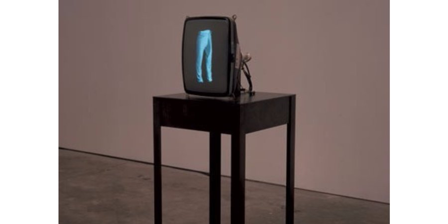 At the Seattle Art Fair, a Piece of Bona Fide Video Art History to Charm the Techies