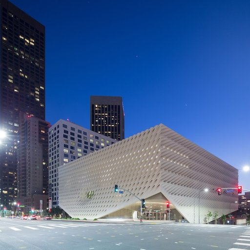 High Art, Low Expectations: New Broad Museum Gives L.A. a Course in Blue-Chip 101