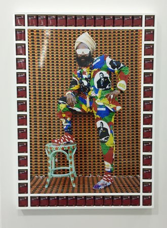 hassan hajjaj at untitled