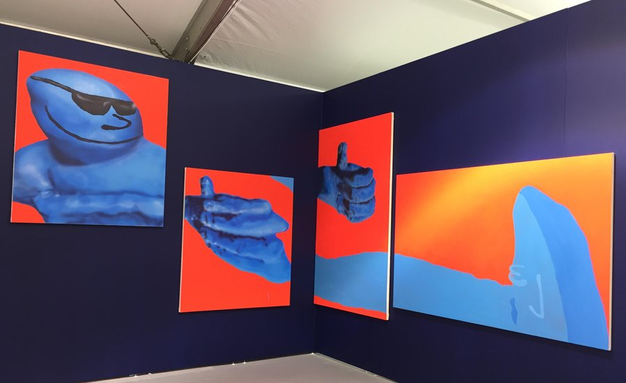 10 of the Best Artworks at the Untitled Art Fair 2015