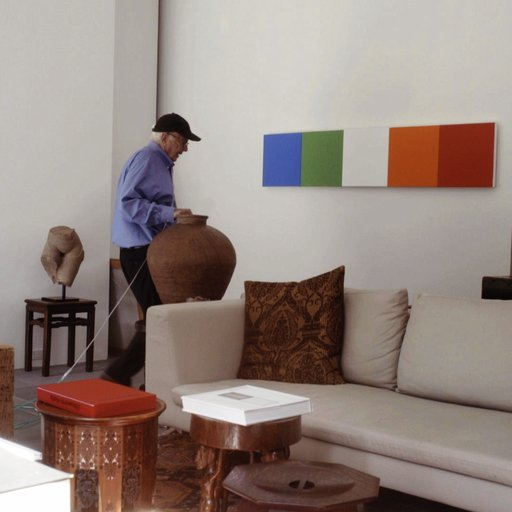Ellsworth Kelly on the Pleasures of a Life in Art