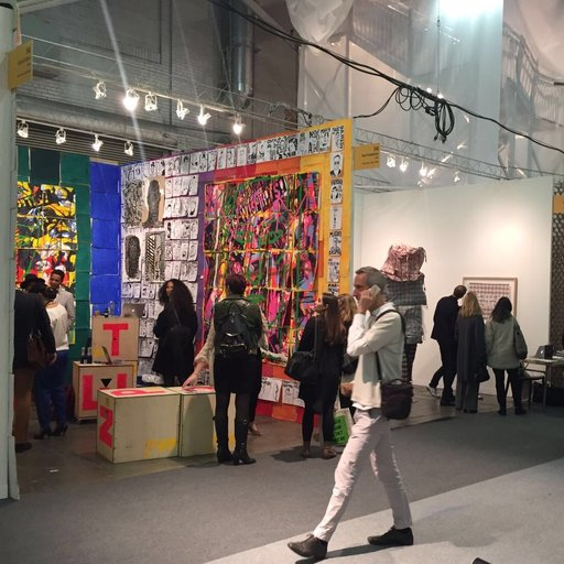 10 of the Best Booths at the 2016 Armory Show