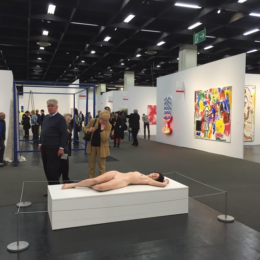 10 of the Best Artworks at Art Cologne 2016