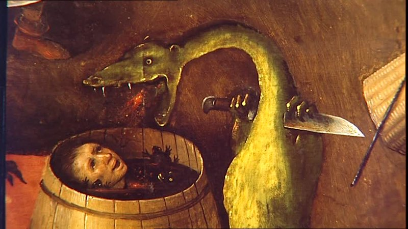 The 10 Absolute Worst Ways to Die in a Hieronymous Bosch Painting ...