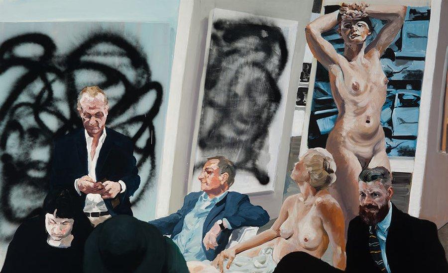 Auctions vs. Art Fairs