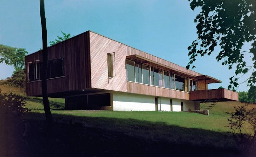 10 Modernist Homes By Marcel Breuer That Will Leave You With A Bad Case Of  House