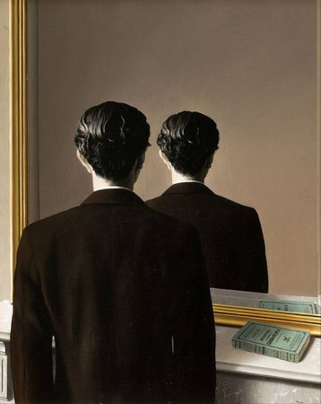 Not to be Reproduced Rene Magritte