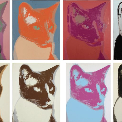 The Adorable Side of Andy Warhol: See 10 of the Pop Master's Little-Known Pet Portraits