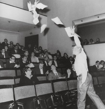 What Was Fluxus? A Brief Guide to the Irreverent, Groundbreaking ...
