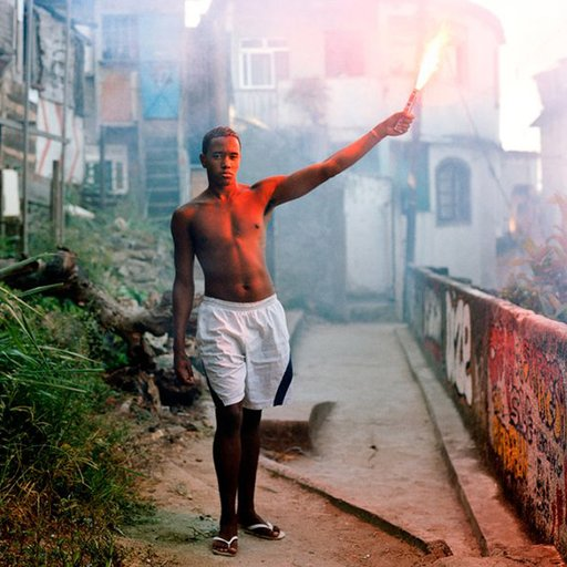 The Olympics Destroyed Rio's Poor Communities—These Photos Are What's Left A Q&A with photographer Marc Ohrem-Leclef
