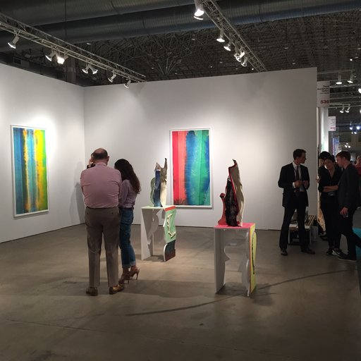 10 of the Best Artworks at EXPO Chicago 2016
