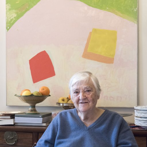 Interviews & Features Artist and Poet Etel Adnan on How She Seeks Bliss Through Capturing the World's Visual Beauty