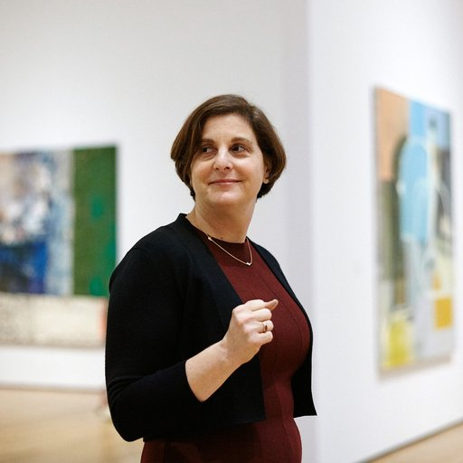 "Interviews & Features MoMA Curator Laura Hoptman on How to Tell a Good Painting From a ""Bogus"" Painting"