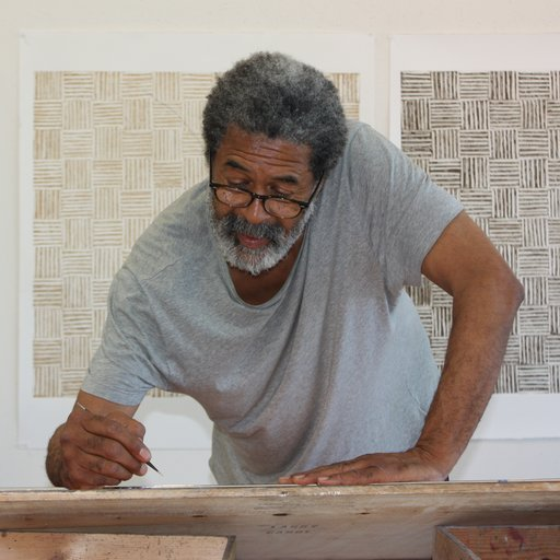 "Interviews & Features ""I Made Myself Up!"": Painter McArthur Binion on Forging His Own Path in a White Art World"