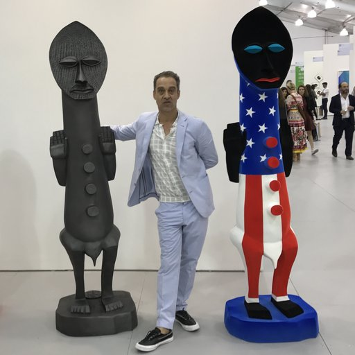 10 of the Best New Artists at the Untitled Art Fair