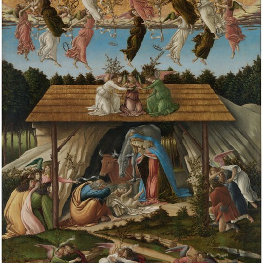 The Botticelli Code: The Hidden Histories Behind 10 of the Florentine Artist's Masterpieces The Hidden Histories Behind 10 of the Florentine Artist's Masterpieces