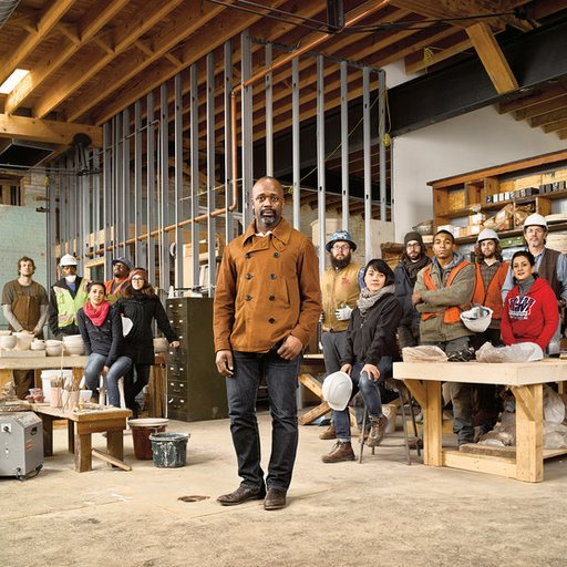Theaster Gates: Using the Art Economy to Funnel Funds to Underserved Communities