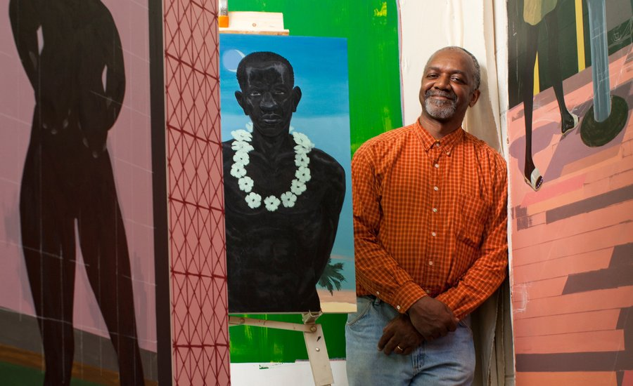 Kerry James Marshall on Painting Blackness as a Noun Vs. Verb
