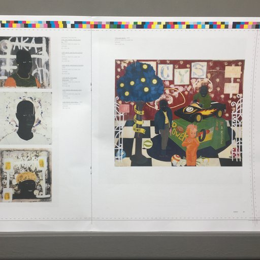 Behind the Scenes and Between the Lines: On Making a Monograph with Kerry James Marshall