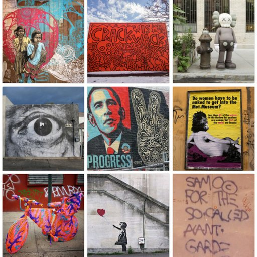 Can You Tell a Banksy From a Shepard Fairey? Take the Quiz to Test Your Street Smarts