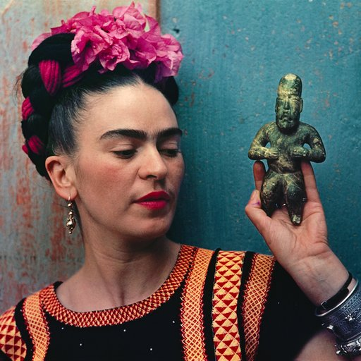 A Peek Inside Frida Kahlo's Homes and Studios—And the Style that Made Her an Icon
