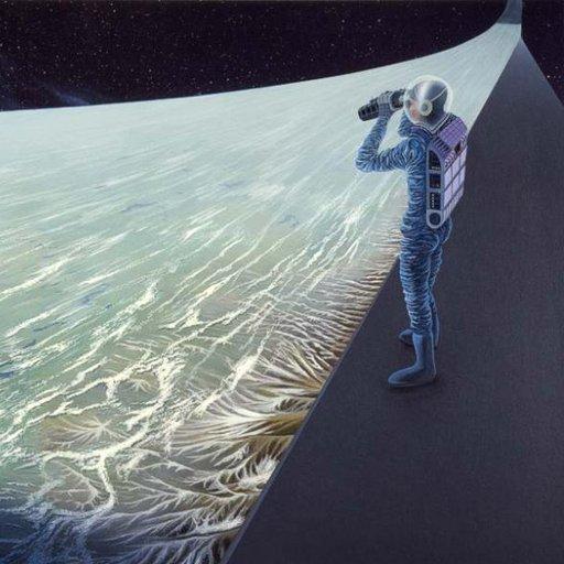 Retro-Futuristic Surrealism: The Best in Vintage Sci-Fi Book Art