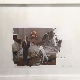 Adrian Ghenie - Study for the Devil Three, Print
