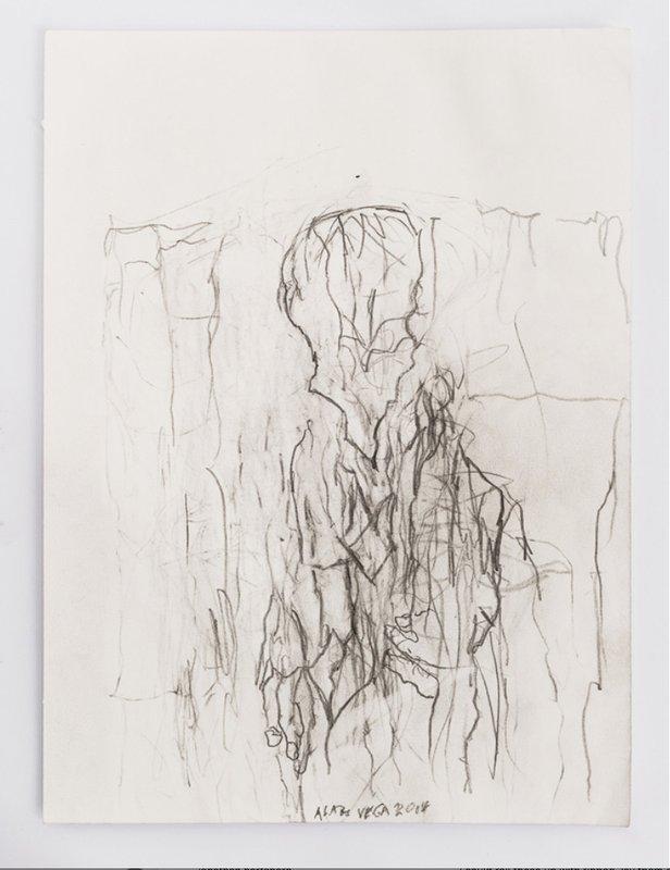 Alan Vega Untitled