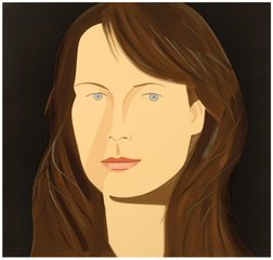 Sophia, by Alex Katz
