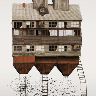 Genius Loci series, Silo art for sale