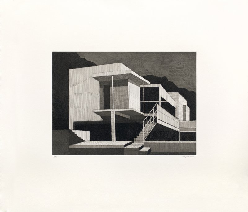 andy burgess eileen gray 39 s e 1027 house for sale artspace. Black Bedroom Furniture Sets. Home Design Ideas