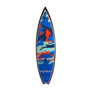 Camo Surfboard art for sale