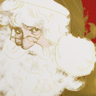 Santa Claus (from the Myths series) art for sale