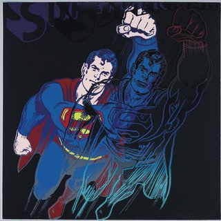 Superman (F.&S. II.260) art for sale