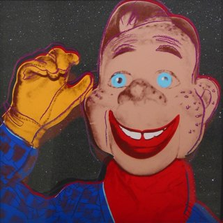 Howdy Doody art for sale