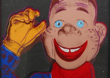 Andy Warhol - Howdy Doody