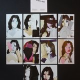 Andy Warhol, Mick Jagger Postcards (Set of 10)