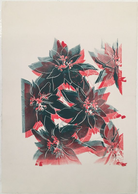 Poinsettias, 1985