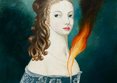 Anne Siems - Smoke & Fire II