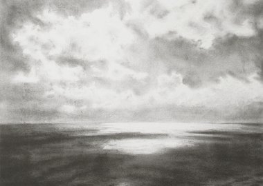 April Gornik - Light on the Sea