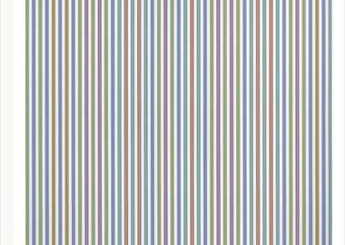 Bridget Riley - The Stripe Paintings 1961-2014