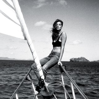 Cass Bird - Daria on Bow, Photograph