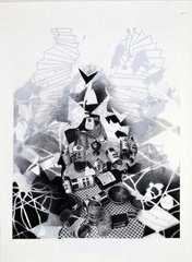 Untitled, by Charline Von Heyl