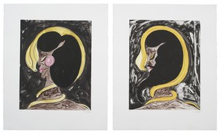 Untitled IV, by Chris Ofili